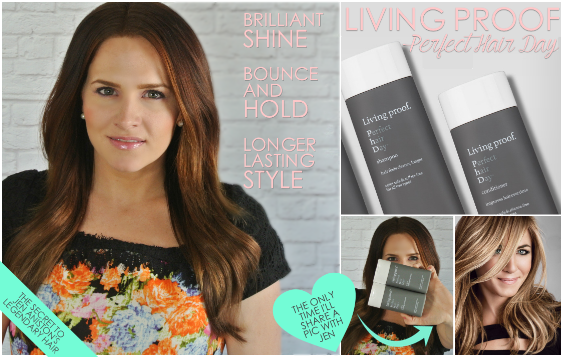 THE SECRET TO JEN ANISTON'S LEGENDARY HAIR // PLUS A GIVEAWAY