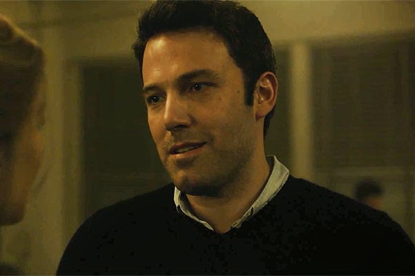 Ben Affleck and Rosamund Pike in the new trailer