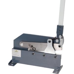 Mecanizado b sico basic metal works aserrado for Cizalla manual para metal