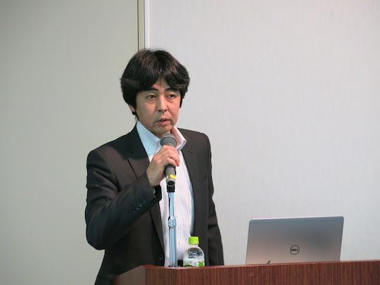 日本電子図書館サービス(JDLS)代表取締役社長の山口貴氏