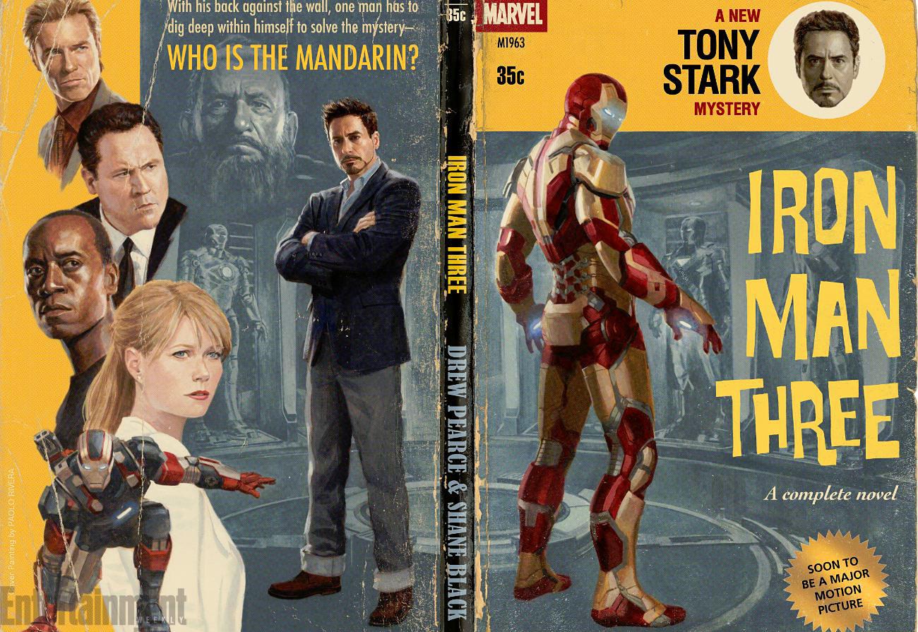 sneak peek quotiron man 3quot cast and crew wrap poster