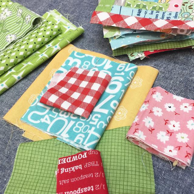 Bee Farm Labels Set:  Bee In My Bonnet: Farm Girl Friday
