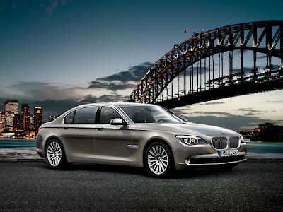BMW 7 Series Standard Resolution Wallpaper 11