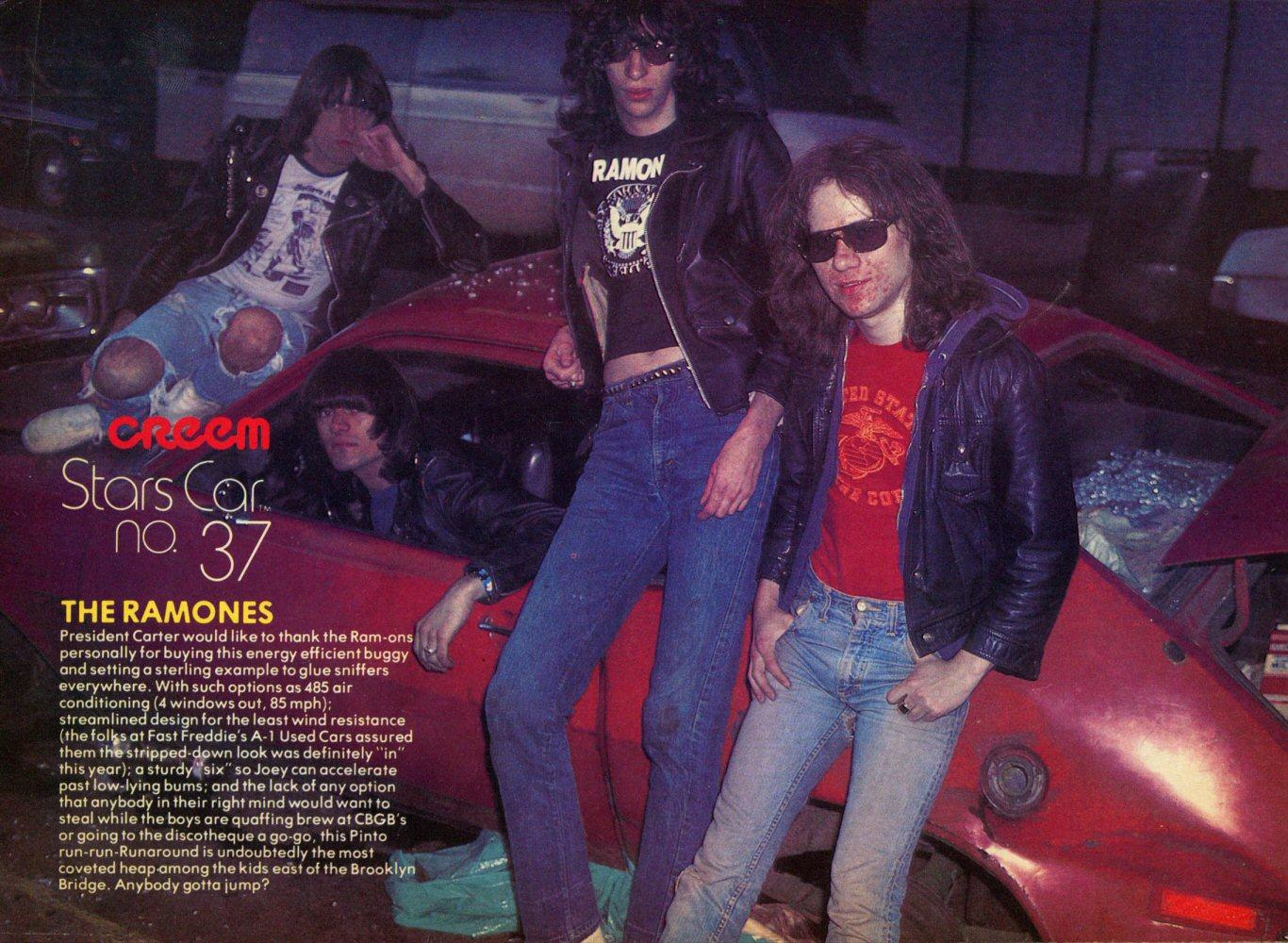 ¿Te gusta conducir? - Página 2 StarCar-Ramones