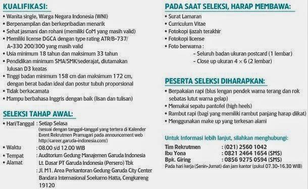 lowongan-kerja-garuda-indonesia-surabaya-2014