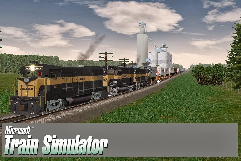 ... microsoft train simulator is a game from microsoft microsoft train