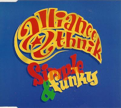 Alliance Ethnik – Simple & Funky (CDM) (1995) (320 kbps)