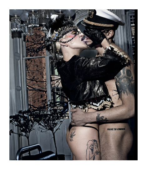 Brooke Candy by Steven Klein for V89