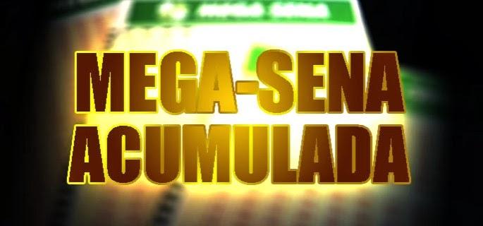Mega Sena desta quarta feira 29 acumula