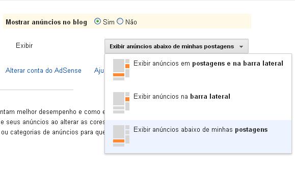 adsense-no-blogspot