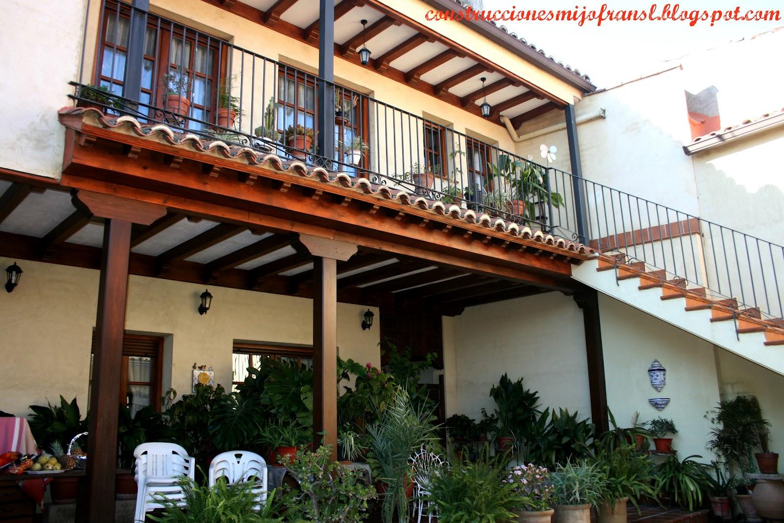 Construcciones mijofran s l restauraci n casa antigua - Restaurar casas antiguas ...