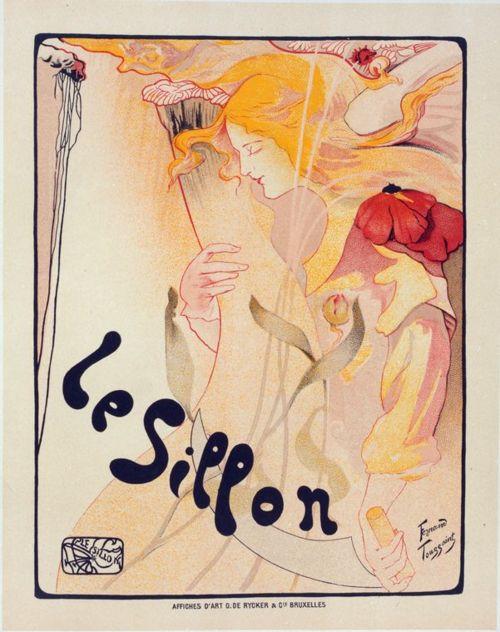 fernand toussaint poster