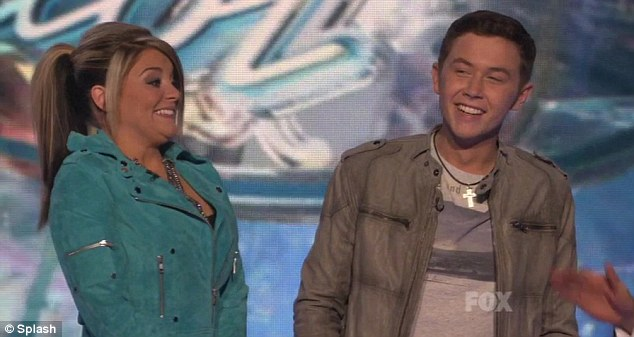 Lauren Alaina and Scotty McCreery to battle it out in American Idol final... as Haley Reinhart is eliminated