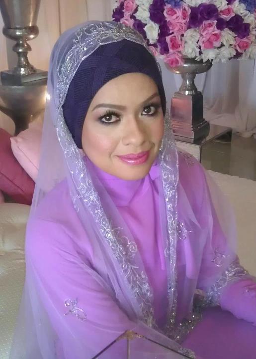Gambar Perkahwinan Sharifah Khasif