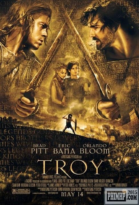 poster Cuộc Chiến Thành Troy