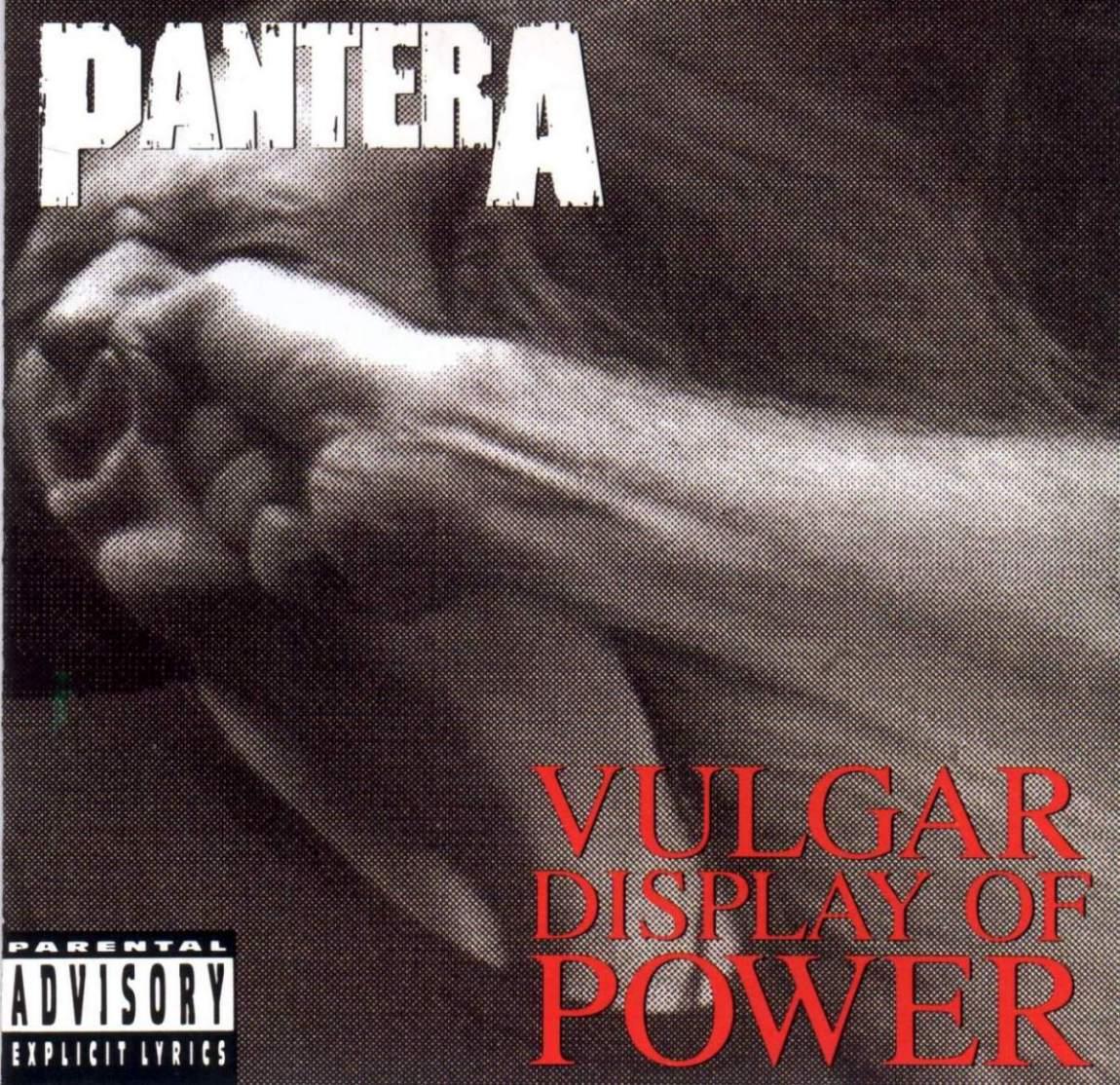 1001 discos que hay que escuchar antes de morir - Página 9 Pantera_Vulgar_Display_Of_PowerFront