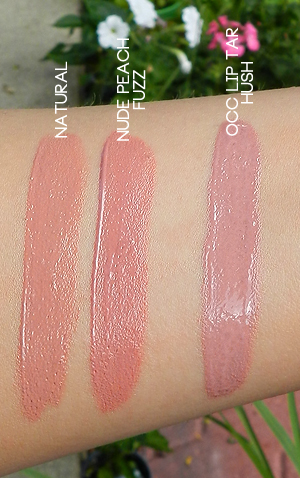 nyx xtreme cream swatches