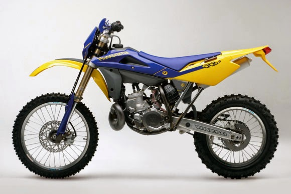 Husqvarna WR250 Sorts Motorcycles