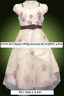 Butik baju pesta anak koleksi gaun pesta aliza grosir seri Baju gamis anak aliza