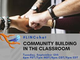 Join next #LINCchat