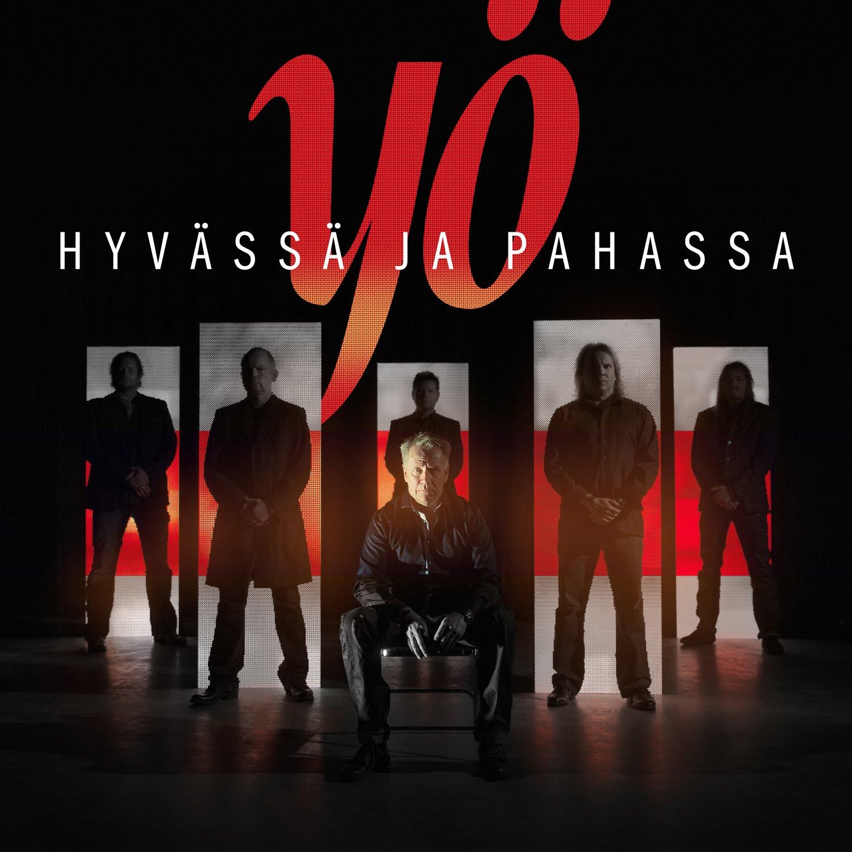 Uusin levy: HYVÄSSÄ JA PAHASSA