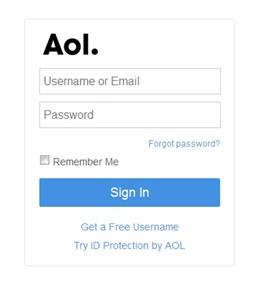 Cara Membuat Email Baru di AOL