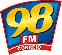ouvir a Rádio 98 Correio FM 98,1 Campina Grande PB