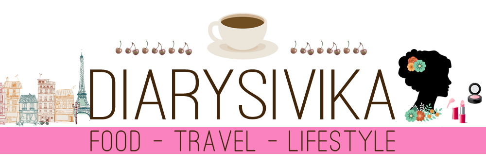 DiarySivika - Food, Travel and Lifestyle Based in Surabaya