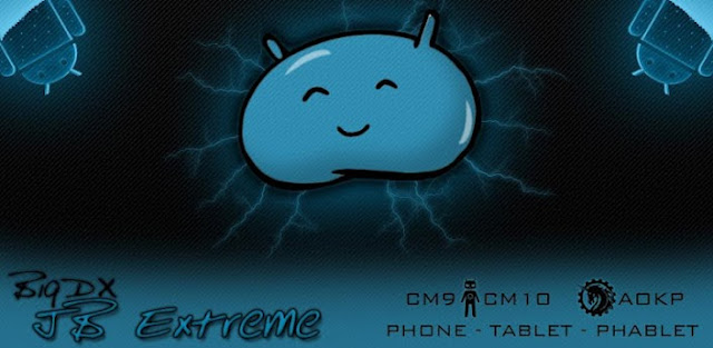 Jelly Bean Extreme CM10 AOKP v3.0 APK