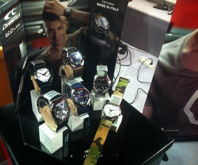 Chronotech, orologi, milan, milanello, calcio, pallone, rosso nero