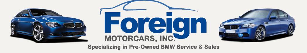 Foreign Motorcars Inc