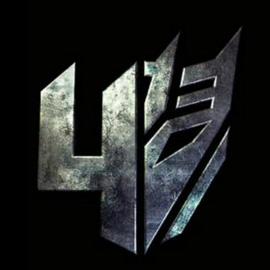 Logo de Transformers 4