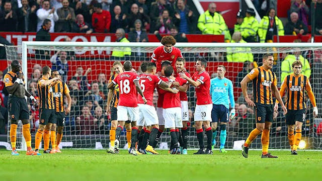Hull City - Man United
