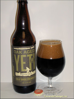 2011 version of Oak Aged Yeti