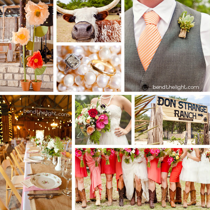 Coral Wedding: Don Strange Of Texas, Inc.: Another BEAUTIFUL Kendall