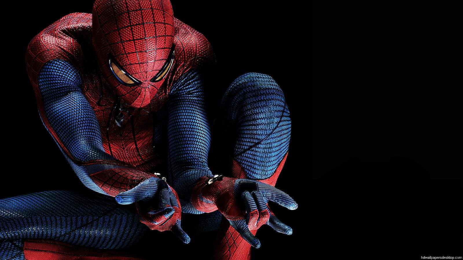 Wallpaper Spiderman HD | Deloiz Wallpaper