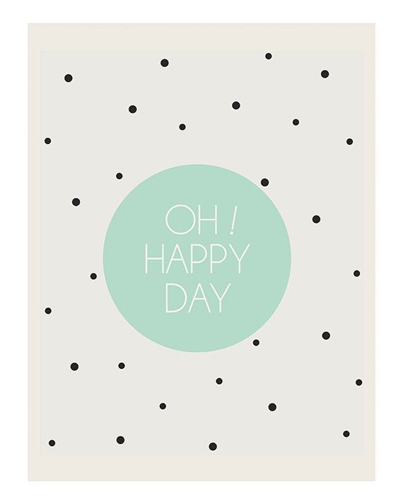Que tengas un feliz día