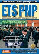 Ultimo examen de APTITUD y CONOCIMIENTES ETS-PNP