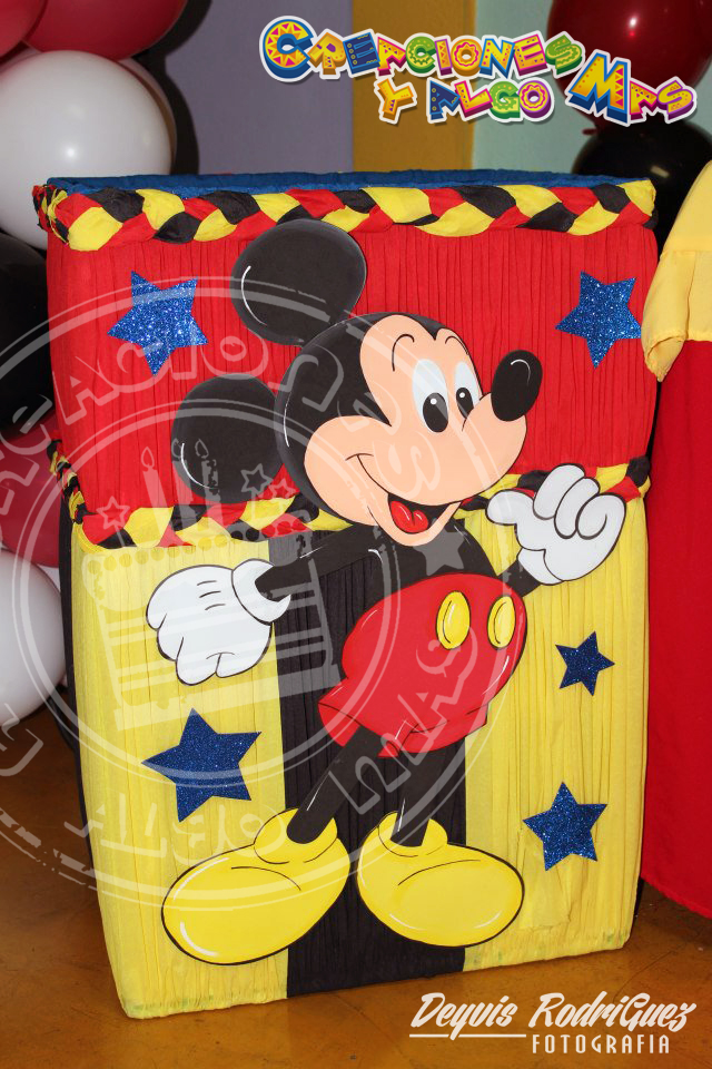 FIESTA MICKEY MOUSE - MICKEY MOUSE PARTY