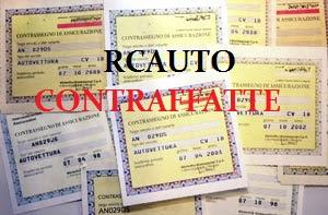 R.C.Auto Contraffatte