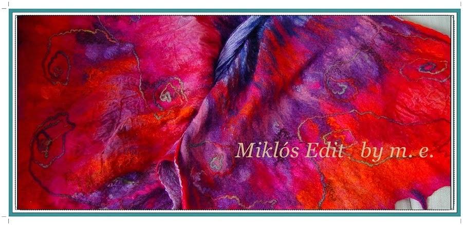 Miklós Edit by m.e.