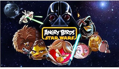 Angry bird star wars di google play
