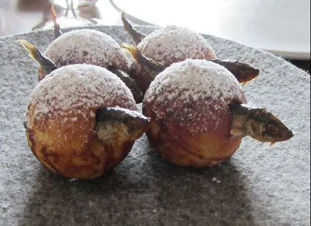 thumb licheni creveti pe gheata si morcovi deshidratati vezi cum arata farfuriile la cel mai bun restaunat din 10 Noma, Copenhaga... Cel mai tare restaurant din lume si n 2012   poze