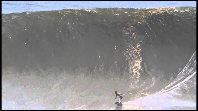 Brad Domke at Puerto Escondido 2 - 2015 Billabong Ride of the Year Entry - XXL Big Wave Awards
