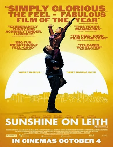 Amanece en Edimburgo (Sunshine on Leith) (2013)