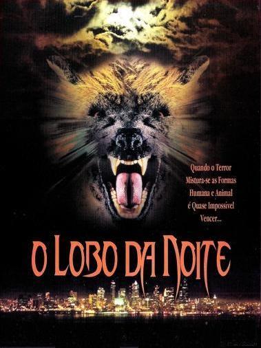 Filme Poster O Lobo da Noite DVDRip XviD & RMVB Dublado