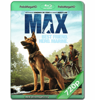 MAX (2015) WEB-DL 720P HD MKV ESPAÑOL LATINO