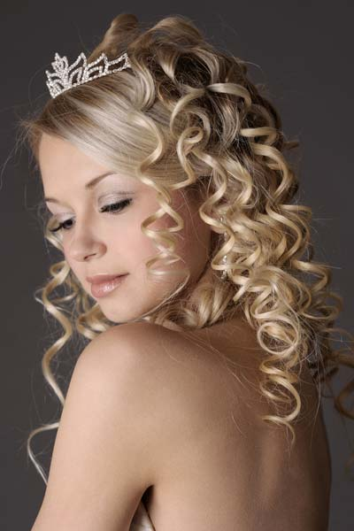 Great Wedding Hairstyles for Long Hair