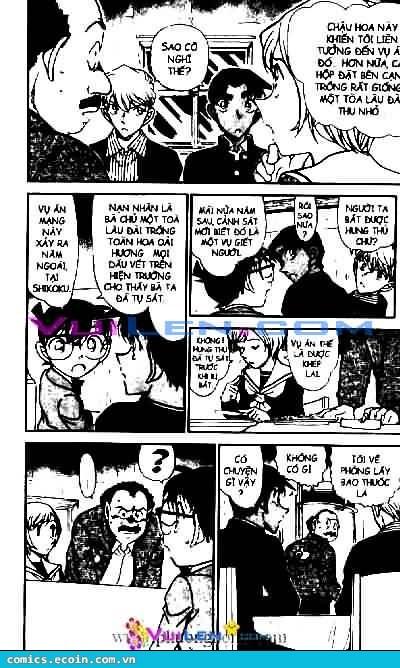 Detective Conan - Thám Tử Lừng Danh Conan chap 564 page 11 - IZTruyenTranh.com