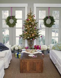 Dekorasi Ruangan Hari Natal